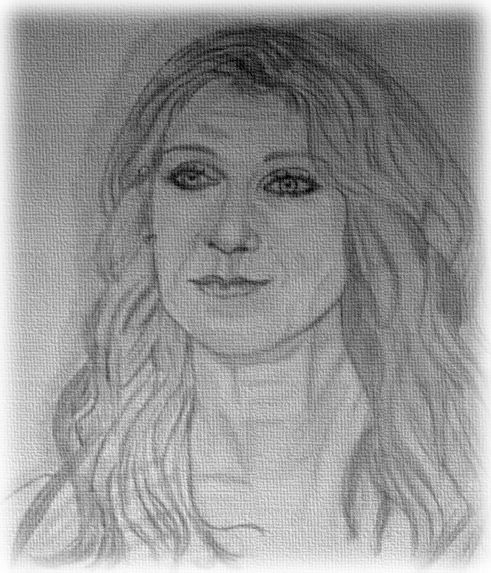 Céline Dion par kanelle